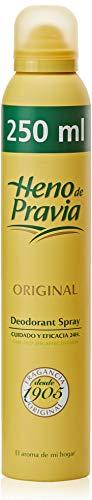 Heno De Pravia Desodorantes 1 Unidad 250 ml