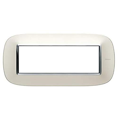 BTicino Plaque pour 6 interrupteurs