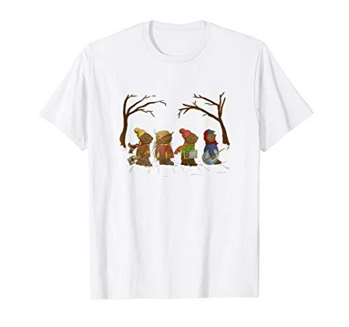 Jug Band Road Christmas Funny T-Shirt