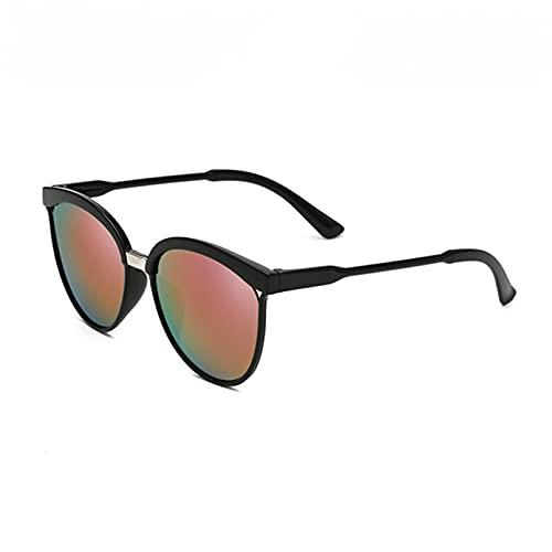LUOXUEFEI Gafas De Sol Gafas De Sol Mujer Espejo Gafas De Sol Para Sombras Femeninas