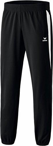 erima Kinder Anzug Premium One Hose, Schwarz/Weiß, 140
