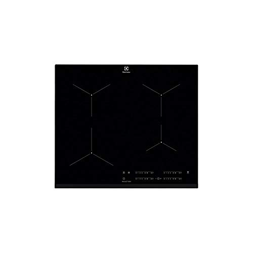 Placa de inducción Electrolux EIT61443B – 4 fuegos – 4 boosters