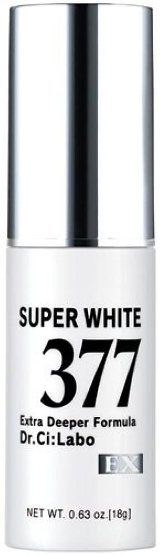 連想出発杖ドクターシーラボ スーパーホワイト377EX 18g