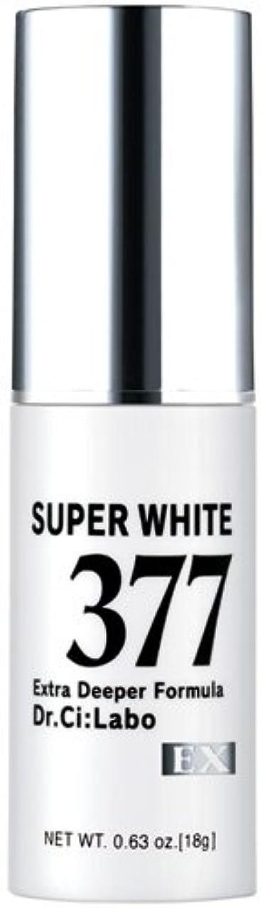 ウェーハ三尊敬するドクターシーラボ スーパーホワイト377EX 18g