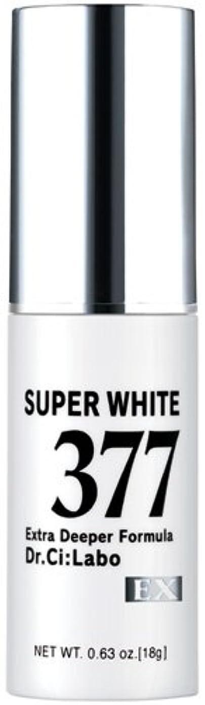 アクティビティ共感する警戒ドクターシーラボ スーパーホワイト377EX 18g
