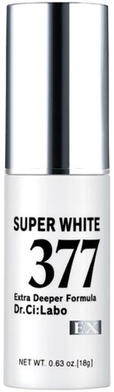 シャーロックホームズメイエラ名前でドクターシーラボ スーパーホワイト377EX 18g