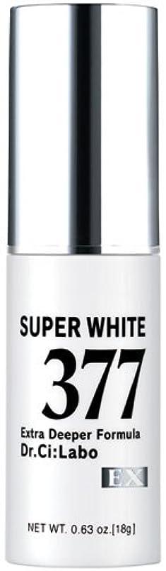 ファウル許容青ドクターシーラボ スーパーホワイト377EX 18g