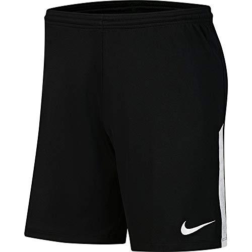 Nike Herren Sport Shorts M NK Dry LGE Knit II Short NB, Black/White/White, M, BV6852