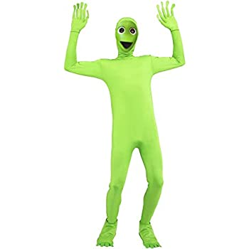 My Other Me Disfraz de Alien Bailarín para Adultos: Amazon.es ...
