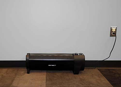 Heat-Wave 1,000 Watt Convection Baseboard Heater