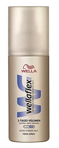 Wellaflex Föhn-Spray 2-Tages-Volumen 150ml Extra starker Halt