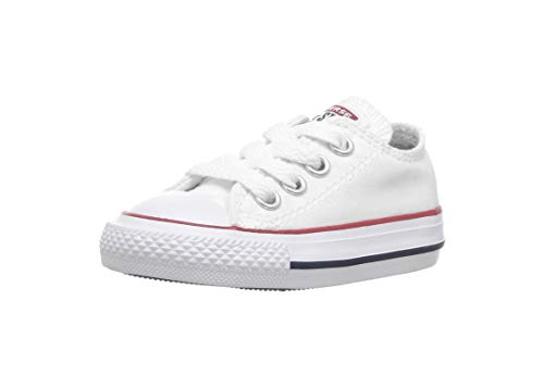 Converse Chuck Taylor All Star OX Toddler Shoes Optical White 7j256 7 M US