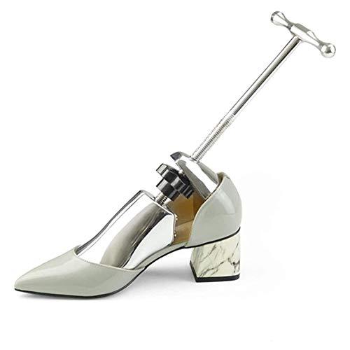 SJYSD-Bath Mat Estirador de Zapatos Árboles de Zapatos Ajustables en aleación de Aluminio, expansor Moldeador Extensor de Ancho para Hombres, Mujeres, portadores de Zapatos, Accesorios para Zapatos