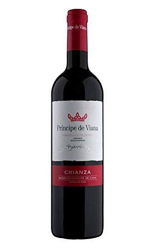 Príncipe de Viana Crianza - 75 Cl. (Caja de 12 unidades)