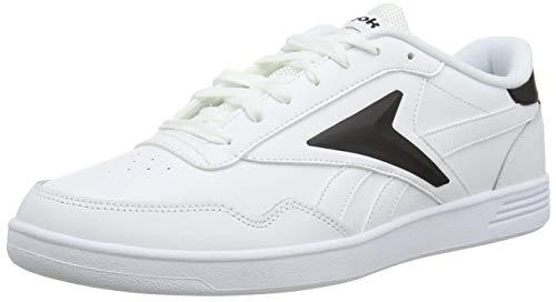 Reebok Royal TECHQUE T, Zapatillas de Tenis Hombre, Blanco/Negro/None, 41 EU