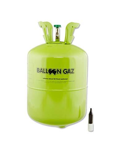 Folat Helium Flasche für 50 Ballons 0,42m³ komprimiert