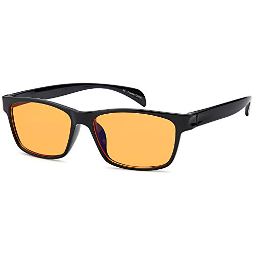 Best gaming glasses with amber tints