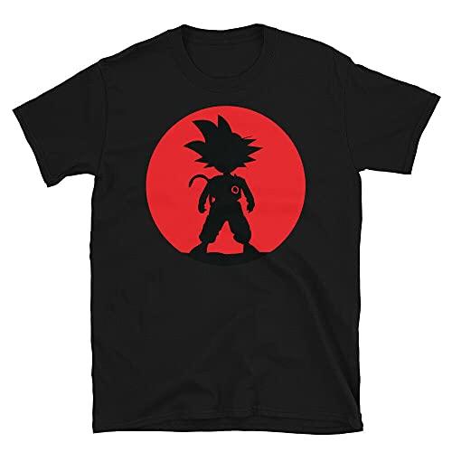 Animation Summer Women Anime T-Shirt,Primi-tive x Dra-gon Ba-ll Z SSR DBZ Skate-Board Son G-oku and Pic-Colo Fri-Day Man T-Shirt 2021Unisex T-Shirt