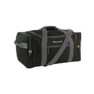 Outdoor Products Mountain Duffel (X-Large (16 x 18 x 36 Inch), Black)