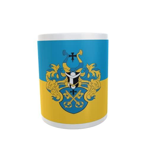 U24 Tasse Kaffeebecher Mug Cup Flagge Buxtehude