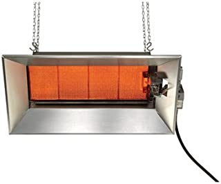 SunStar Heating Products Infrared Ceramic Heater - NG, 52,000 BTU, Model Number SGM6-N1A
