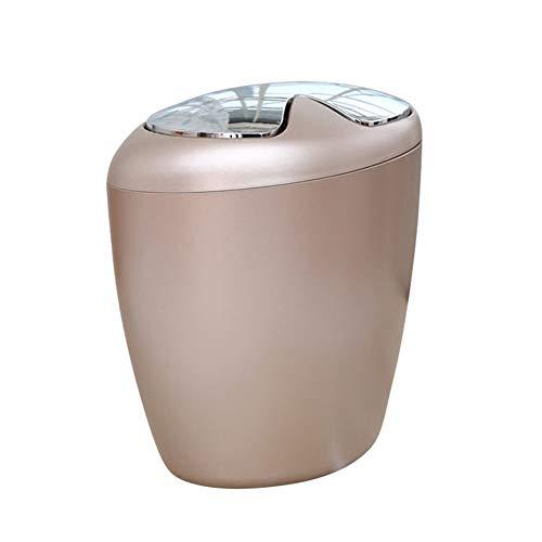 Poubelle Plastique Avec Couvercle Salle De Bain, Mini Poubelle, Poubelle De Recyclage Avec Couvercles Pour Cuisine