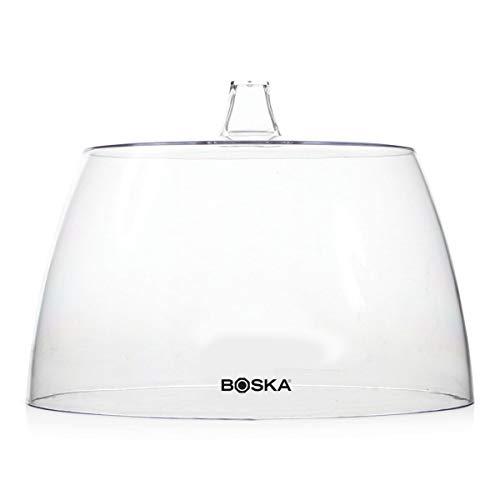 BOSKA Geneva Dome Cúpula para rizador, 20 x 20 x 15 cm