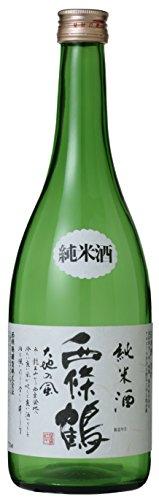 西條鶴・大地の風 [ 日本酒 広島県 720ml ] [ギフトBox入り]