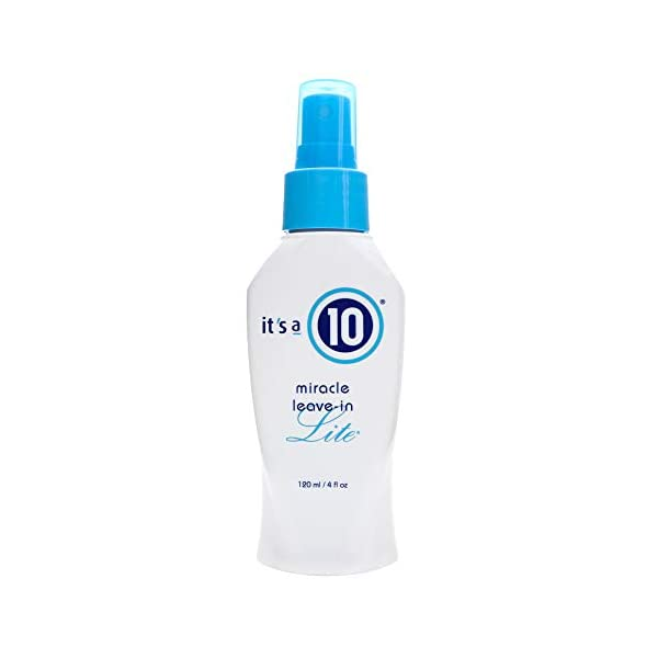 Beauty Shopping It's a 10 Haircare Miracle Leave-In Lite, 4 fl. oz.
