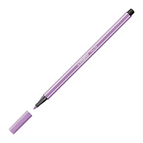 Premium-Filzstift - STABILO Pen 68 - Einzelstift - flieder