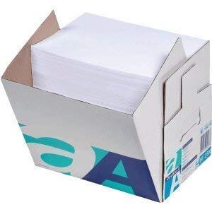 Double A Kopierpapier Double A A4 80g/qm weiß VE=2500 Blatt ungeriest