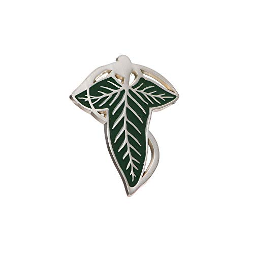 Lord Of The Rings Elven Pin Badge