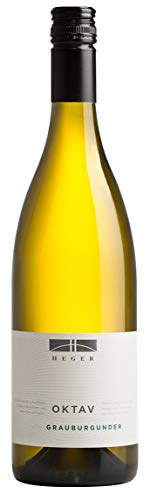 Weinhaus Joachim Heger Grauburgunder oktav 2019 trocken (0,75 L Flaschen)