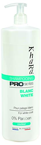 SHAMPOOING Blanc 1L Khara Pro Series