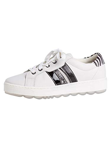 Jana Damen 8-8-23629-24 192 Sneaker Removable Sock, Soft Flex, JAR, Relax