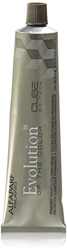 Alfaparf Chemical Hair Dyes Evolution of The Color, 8.1 Light Ash Blonde, 2.05 Ounce by AlfaParf