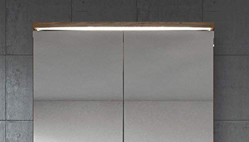 LED Beleuchtung für Spiegelschrank Hochschrank Leuchten Spiegelbeleuchtung (2p)