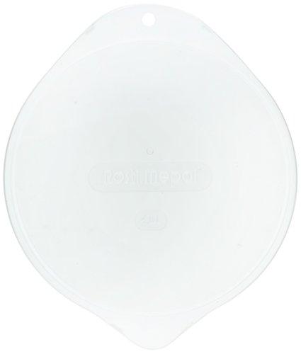 Rosti Mepal Rührschüssel - Margrethe Lid - 4.2 Qt farblos