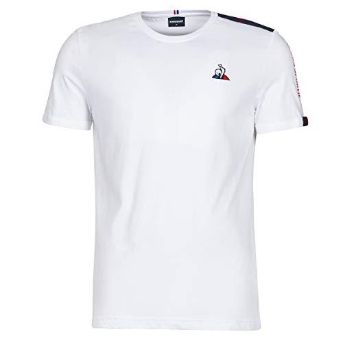 Le Coq Sportif 1921680 T-Shirt Man White M