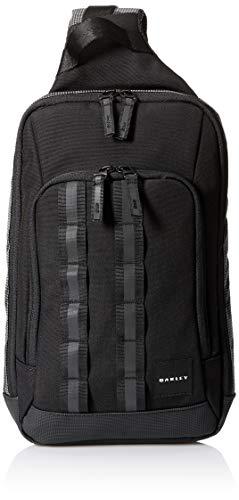 Oakley Men's Utility Sling Pack, Blackout Reflective, One Size