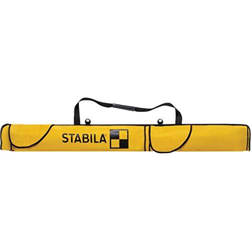 STABILA Wasserwaagen-Kombitasche LCC-6-200 (für 6 Wasserwaagen von 25 – 200 cm)