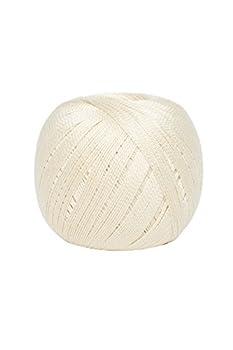 DMC Petra Crochet Cotton Thread Size 5-Ecru 331754