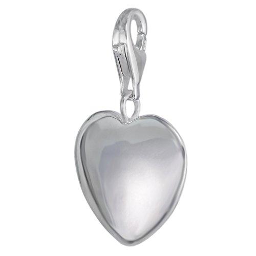 MELINA colgante corazón de plata 925 1801739