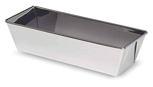 Lacor 65925 Moule à Cake Inox 18% 25 cm