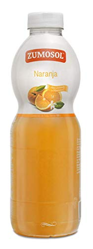 Zumosol Néctar De 1L, Naranja, 1000 Mililitro, 1 unidad