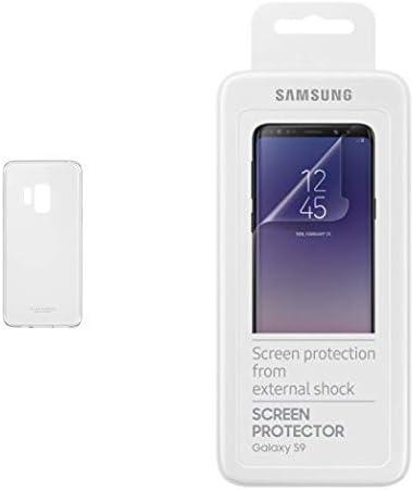 Samsung Clear Cover Ef Qg960 Für Das Galaxy S9 Transparent