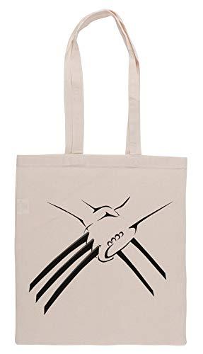 Logan - X23 Einkaufstasche Groceries Beige Shopping Bag