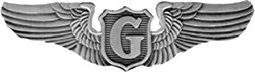 Glider Pilot Wings Lapel Pin or Hat Pin