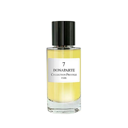 N°7 Bonaparte | Aventus - Collection Prestige edition Rose Paris - Eau de Parfum Haut de Gamme - Made in France + Pochon Rose Paris
