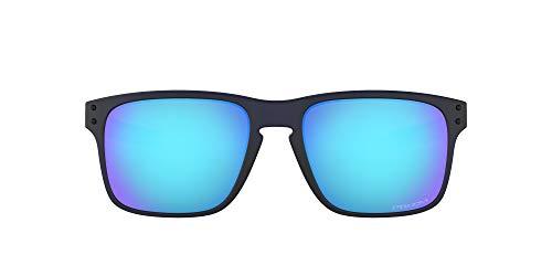 Oakley 0OO9384 Occhiali da Sole, Grigio (Matte Translucent Blue), 57 Uomo